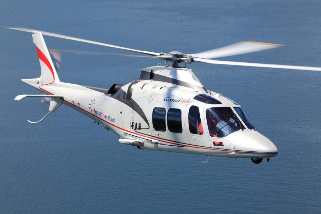 AW109SP(Grand New)